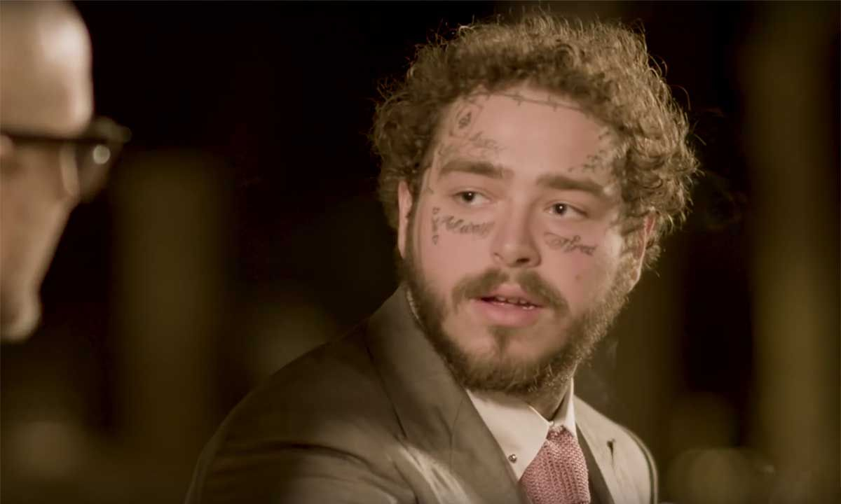 Flipboard: Post Malone Remembers Mac Miller a Year After