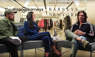 The Best Designer Moments From thedropNY@Barneys With Greg Lauren & Chris Stamp