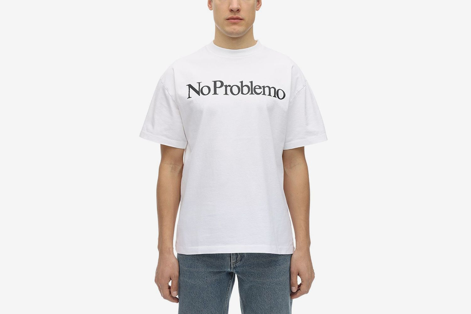 No Problemo Cotton Jersey T-Shirt