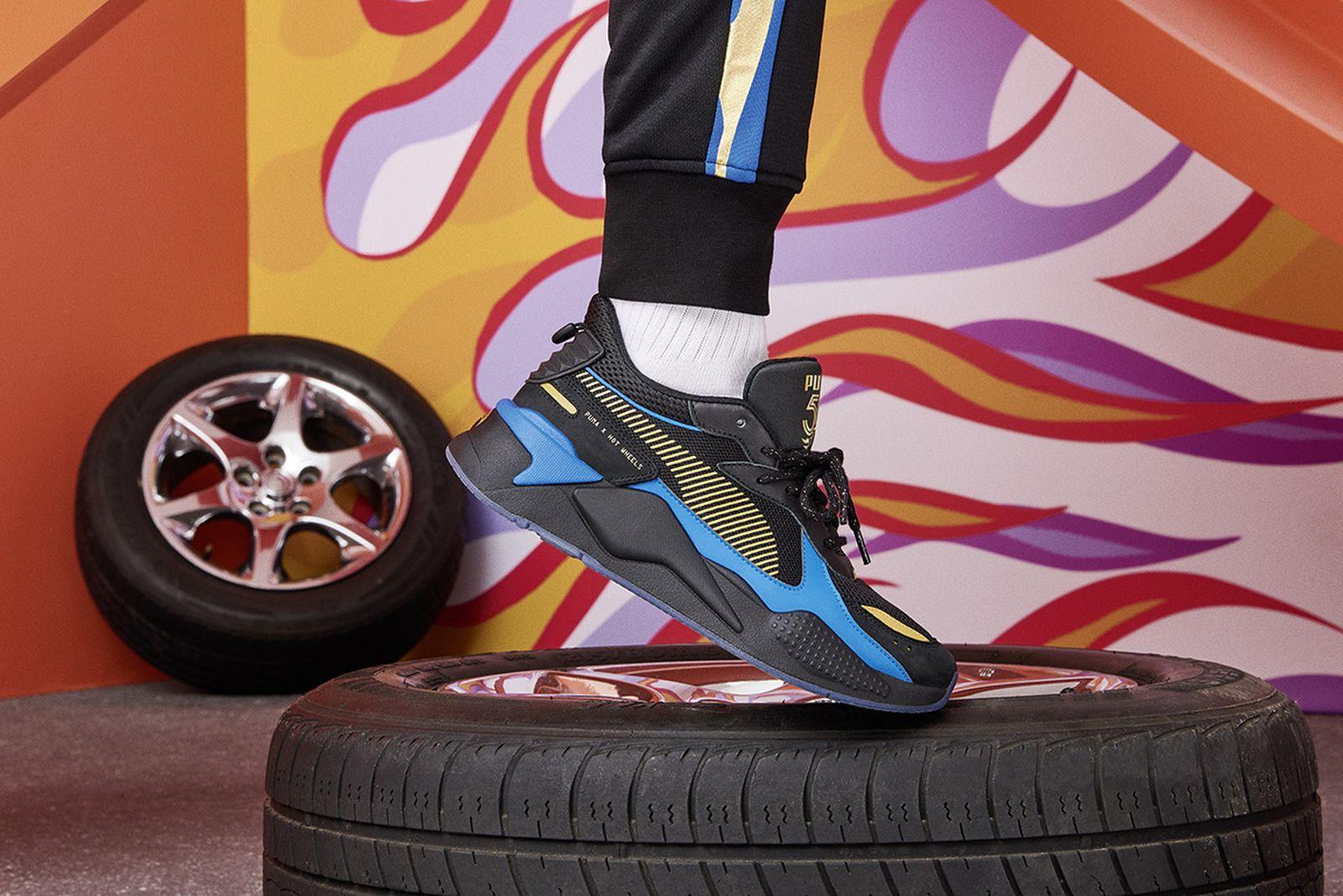 Mattel X Puma Rs X Hot Wheels Release Date Price More Info