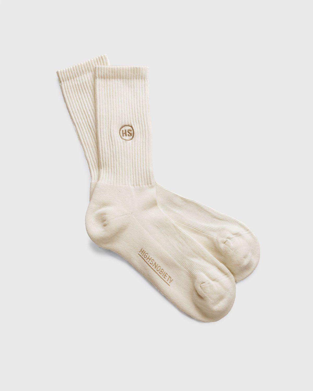 Highsnobiety — Socks Off White - Image 1