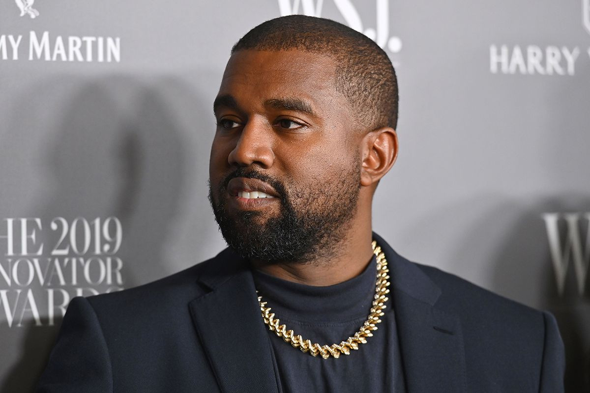 Kanye West Donates $2 Million & Starts College Fund for George Floyd's Daughter