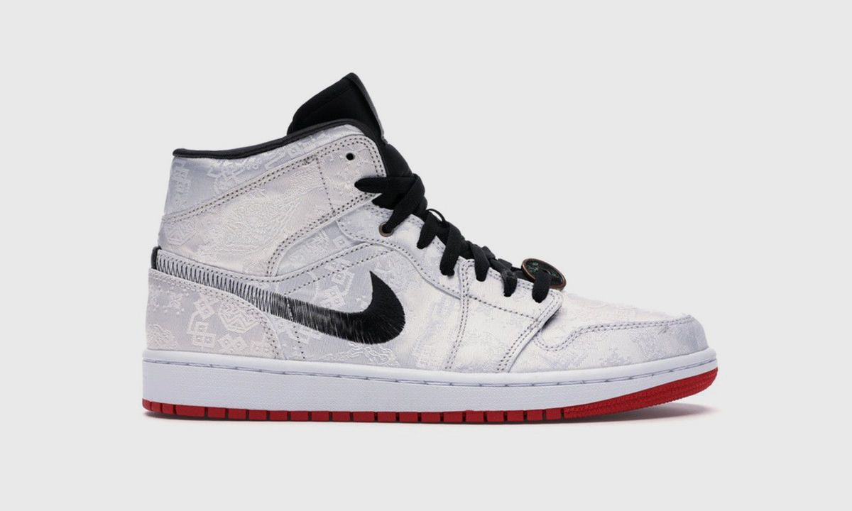 The Hidden Layer CLOT x Nike Air Jordan 1 Has Arrived at StockX