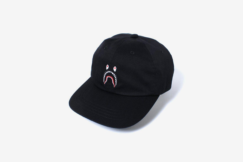 2nd Shark Panel Cap