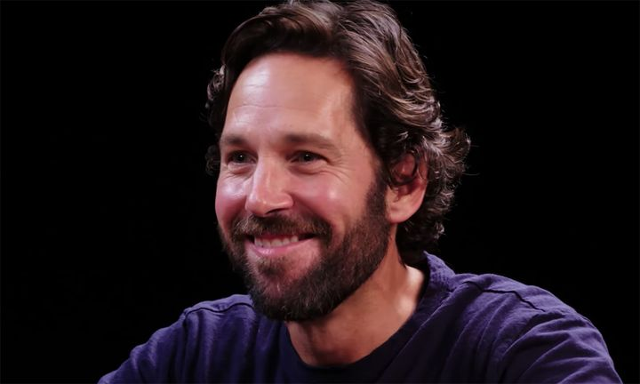 Paul Rudd Hot Ones