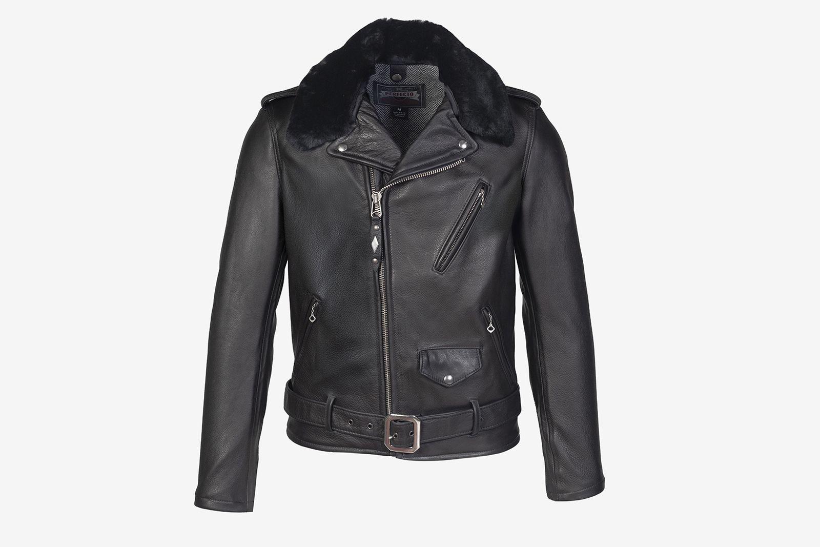 schott nyc perfecto jacket 90th anniversary