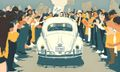 Volkswagen Sends Off Its Iconic Beetle With Emotional Video