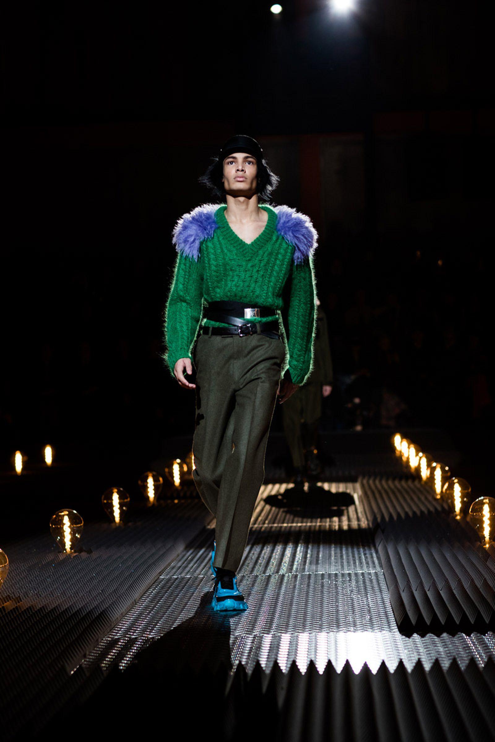 21prada fw19 milan fashion week rumway runway