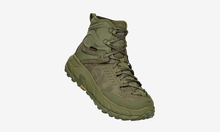 HOKA ONE ONE Ultra Hi 2 WP burnt olive
