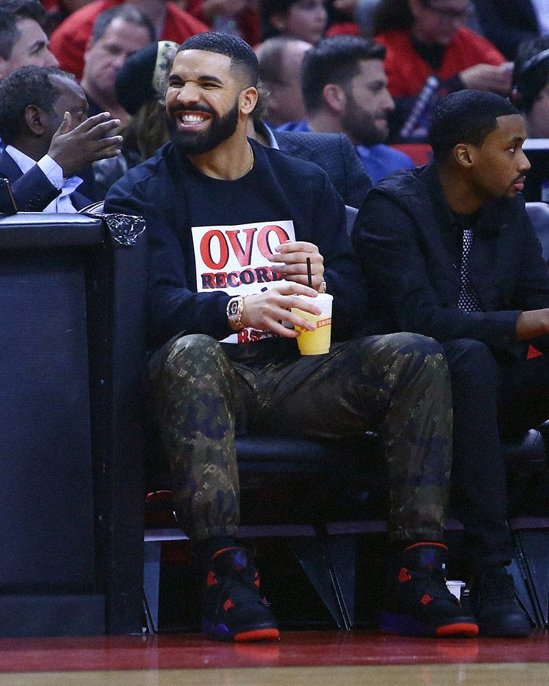 Seven Times Fire Sneakers Showed Up Courtside at the NBA 18