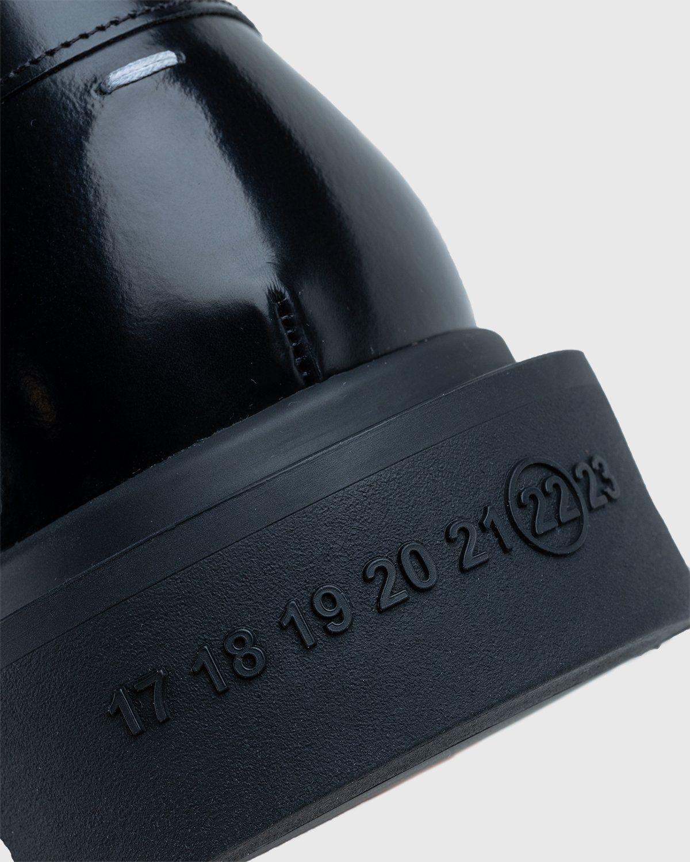 Maison Margiela – Leather Loafers Black - Image 5