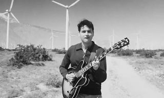 """Watch Vampire Weekend Cruise Around Palm Springs in """"This Life"""""""