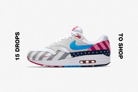 ea6d9d6441f Nike x Parra Air Max 1   More Best Products to Drop This Week