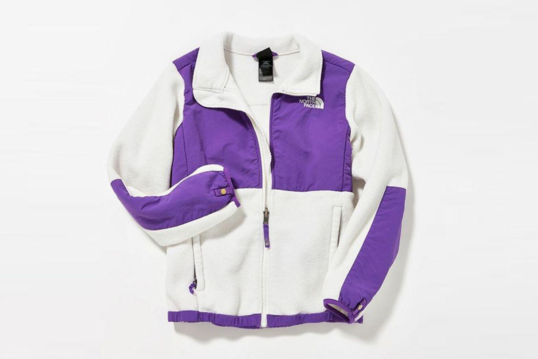 Vintage Classic Fleece Jacket