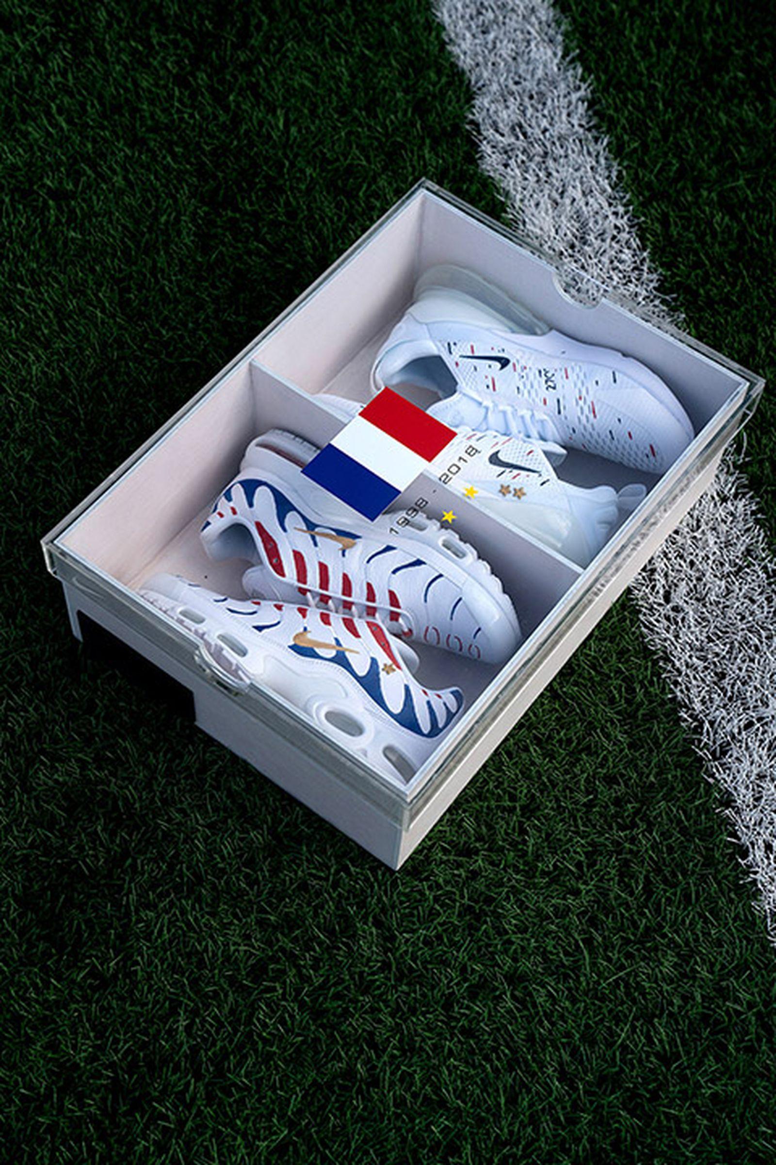 nike custom kylian mbappe world cup pack