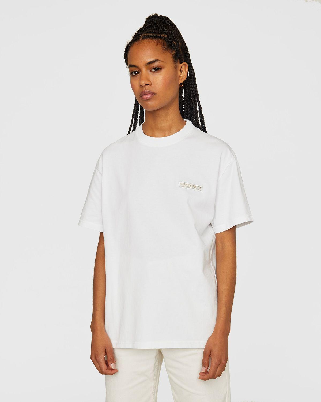Highsnobiety Staples — T-Shirt White - Image 5