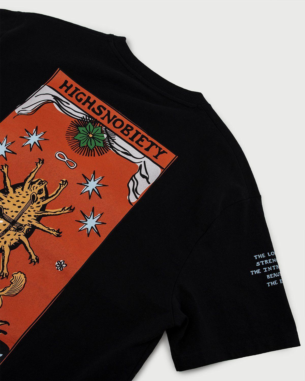 Highsnobiety — Inner Life T-Shirt Black - Image 5