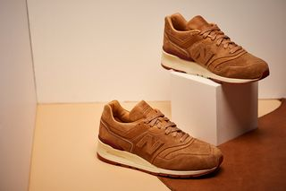 Red Wing Gives the New Balance 997 a Classic