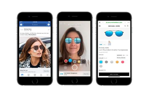 facebook AR tool augmented reality
