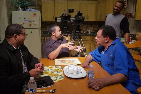 store thoughts on sleek Ice Cube & Mike Epps Give Us a First Look at Upcoming ...