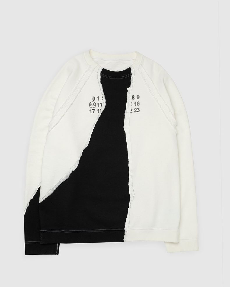 Maison Margiela x Highsnobiety — Logo Sweater