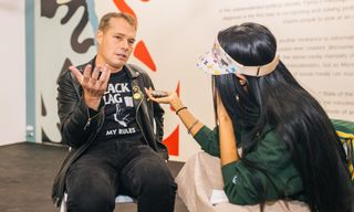 The Philosophers Dome: A Peek Inside the Mind of Shepard Fairey