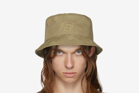 Camouflage Double Bucket Hat