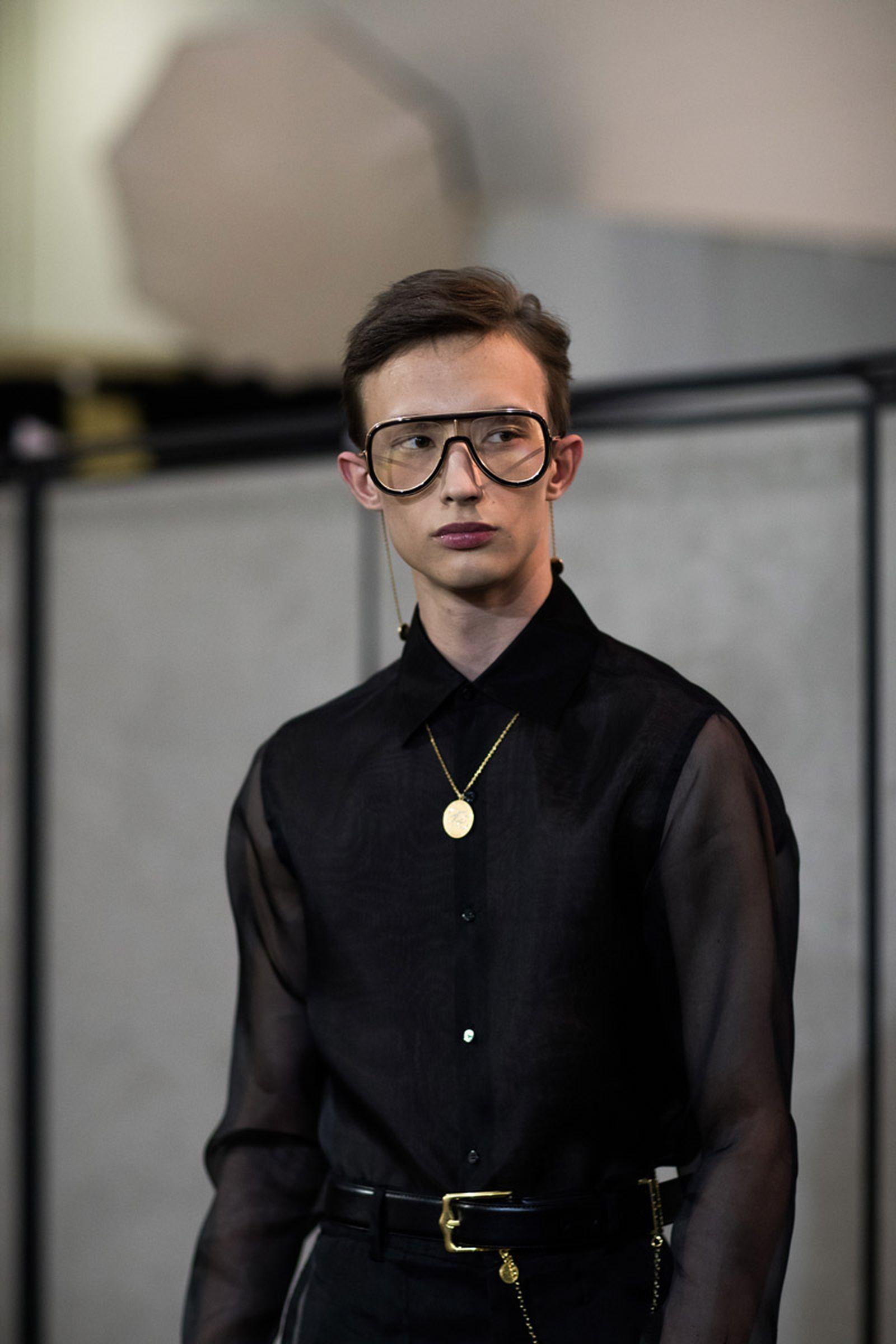 MFW19 Milan Fendi EvaAlDesnudo 11 milan fashion week runway