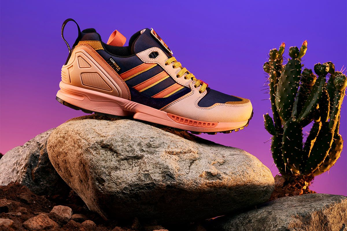 adidas Gets Back to Nature With the National Parks Foundation for Latest A-ZX Drop 1