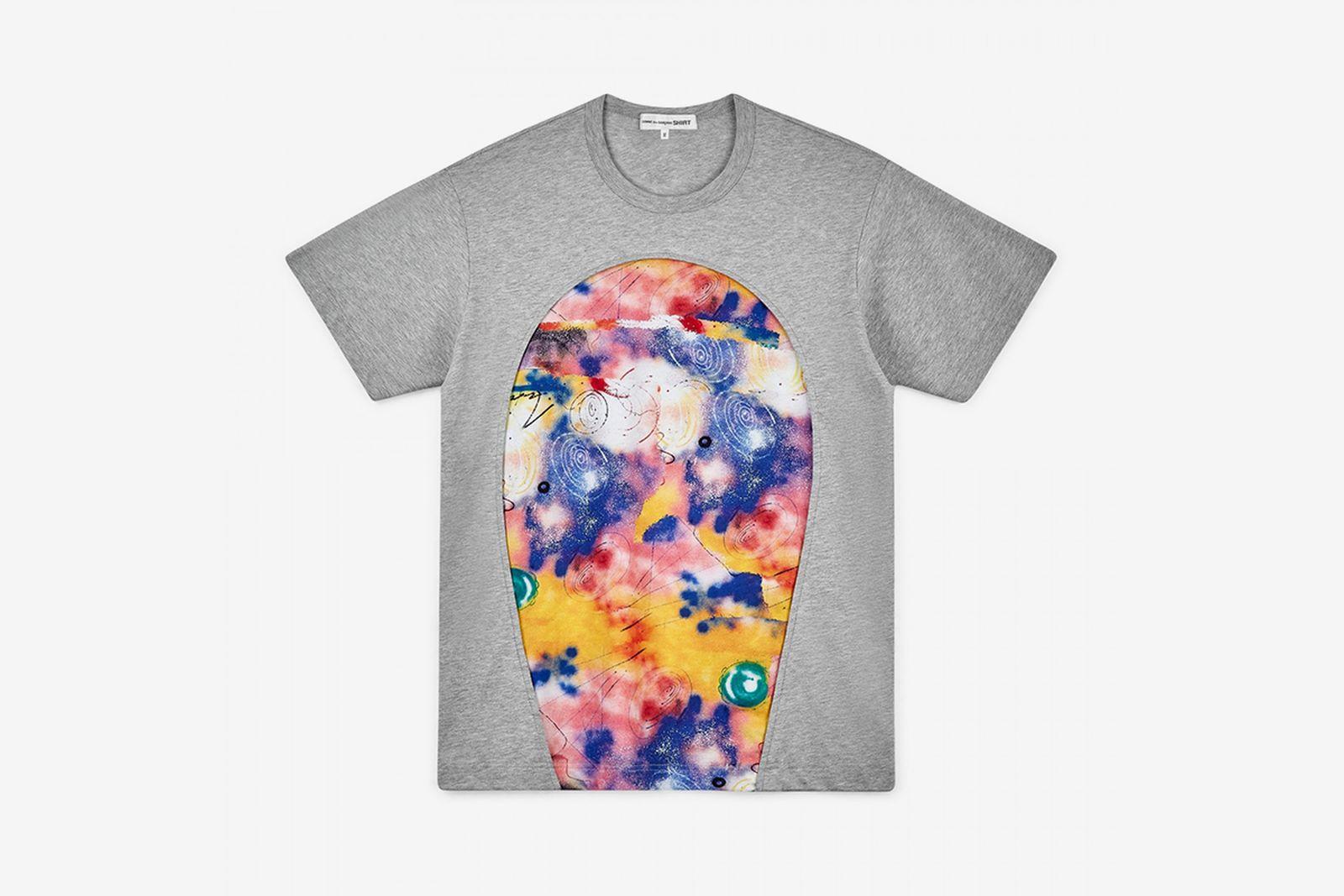 Futura x COMME des GARÇONS SHIRT T-shirt