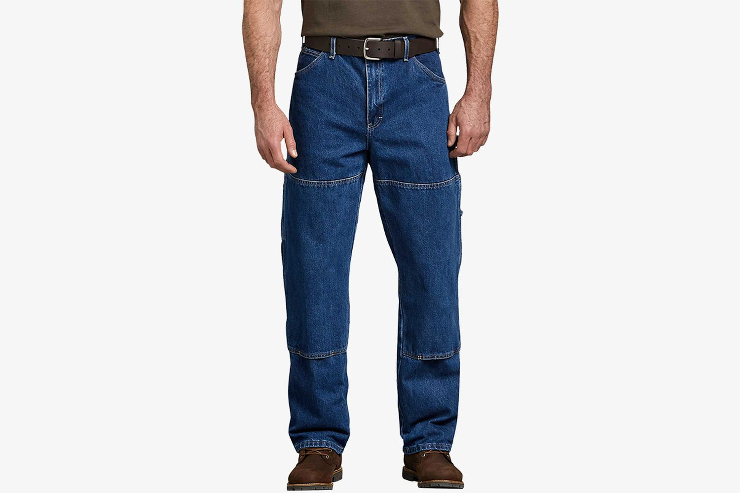 Relaxed Fit Double Knee Carpenter Jean
