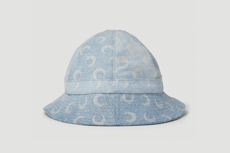 Crescent Moon Bucket Hat