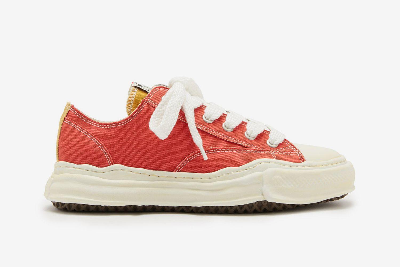 Sneakers with original soles