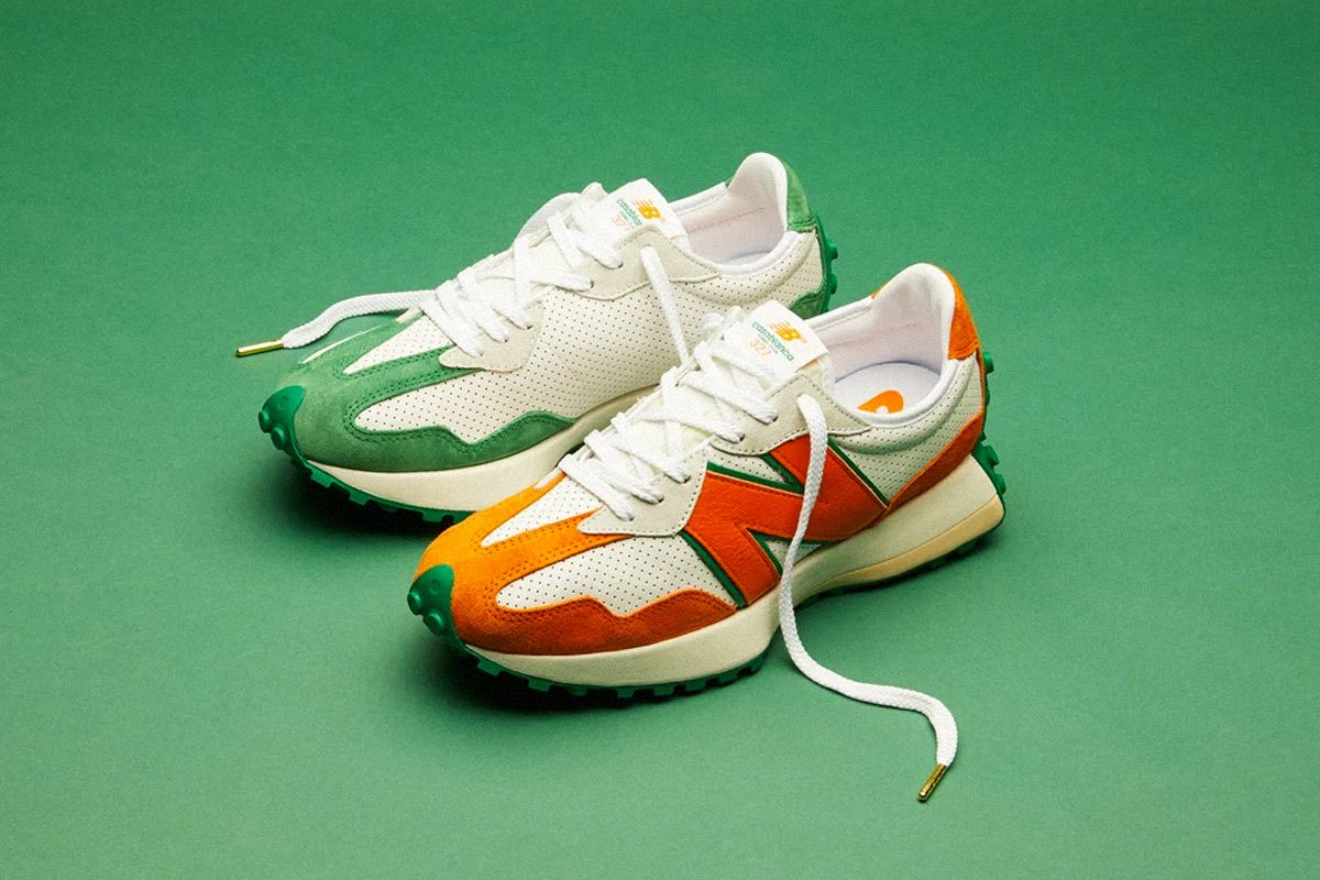 Behind the Design & Inspiration of the Surprise-Hit New Balance 327 11