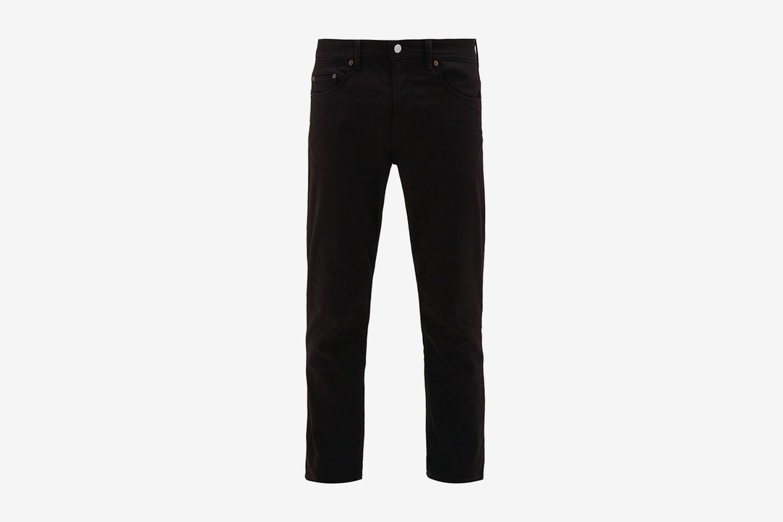 River Slim-Leg Jeans