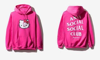 Anti Social Social Club's FW18 Drop Includes a Hello Kitty Collab
