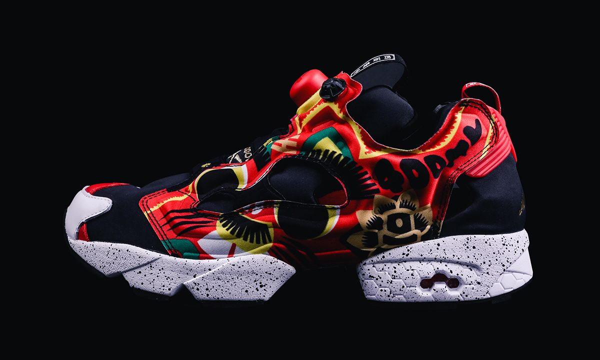 New Images Reveal 400ml's Stunning Take on the Reebok Instapump Fury
