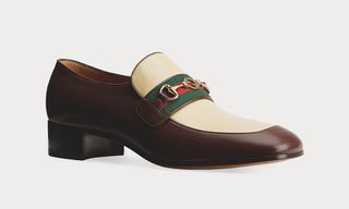 Gucci's Pre-Fall 2019 Footwear Will Step Up Your Loafer Game