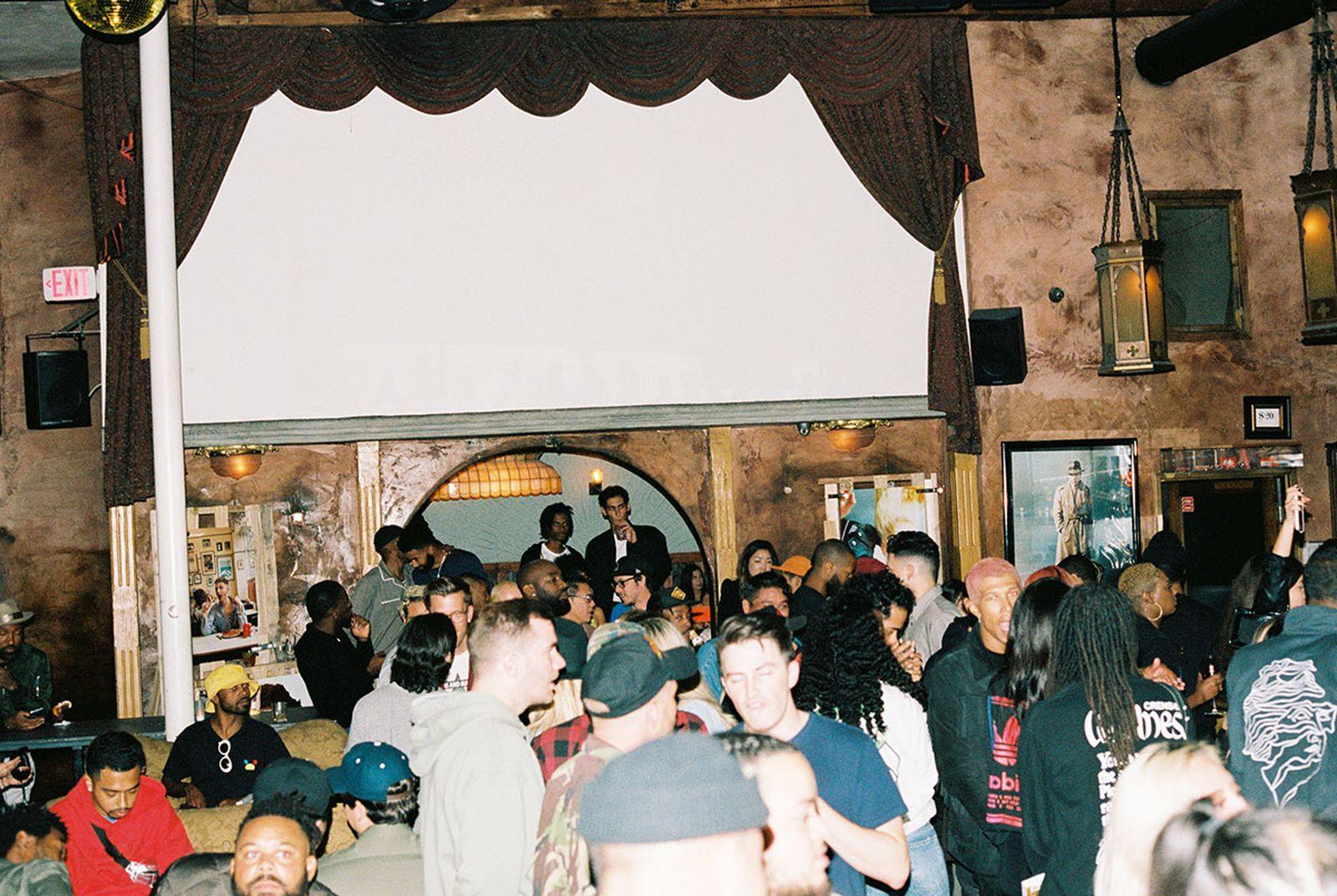 Highsnobiety Magazine LA Launch Party
