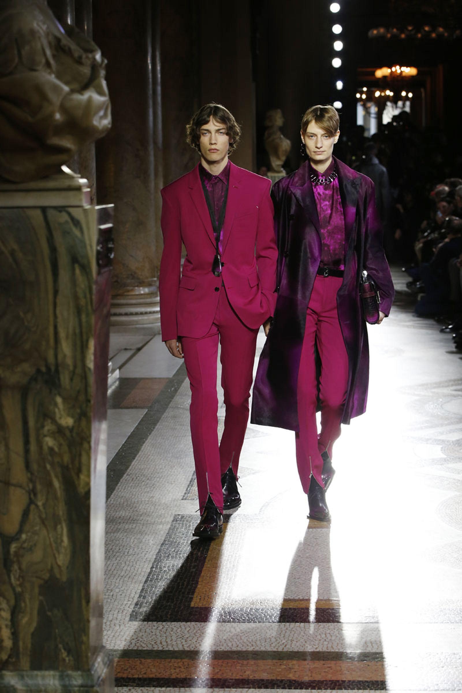 18berluti fw19 paris fashion week pfw19 runway