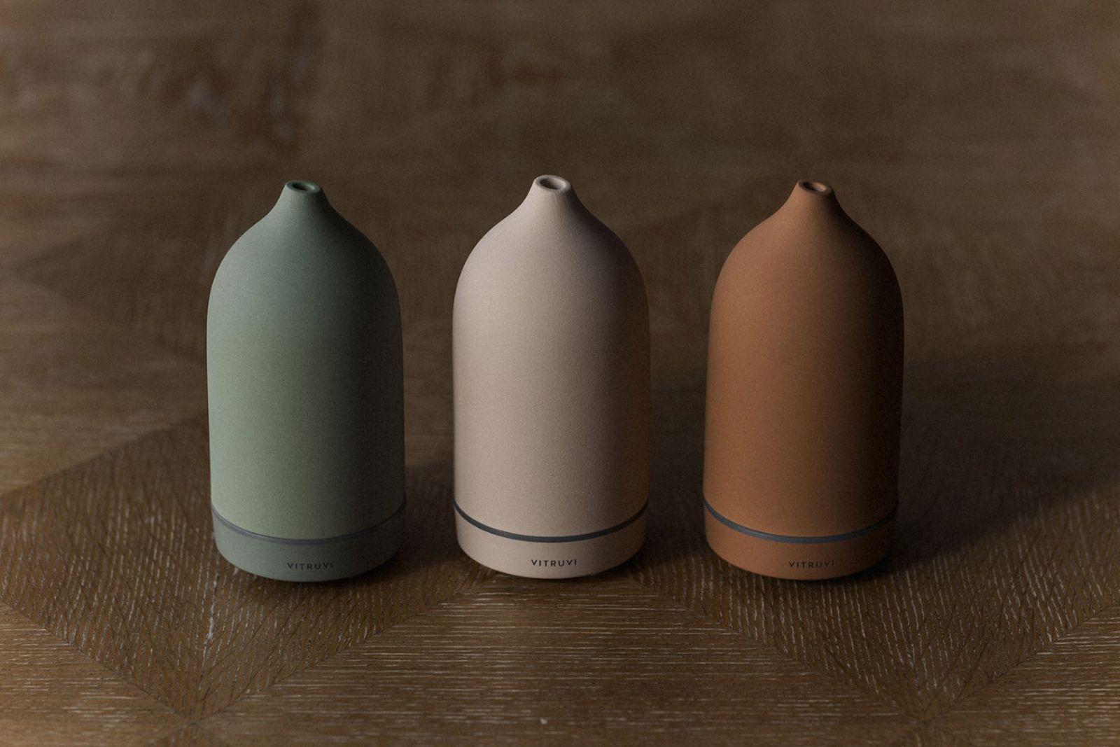 vitruvi essential oil diffuser
