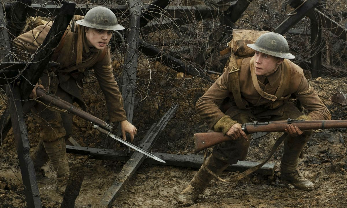 '1917' Trailer Delivers the Intensity & Scale of World War I