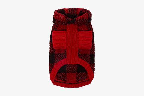 Cable Knit Buffalo Shawl