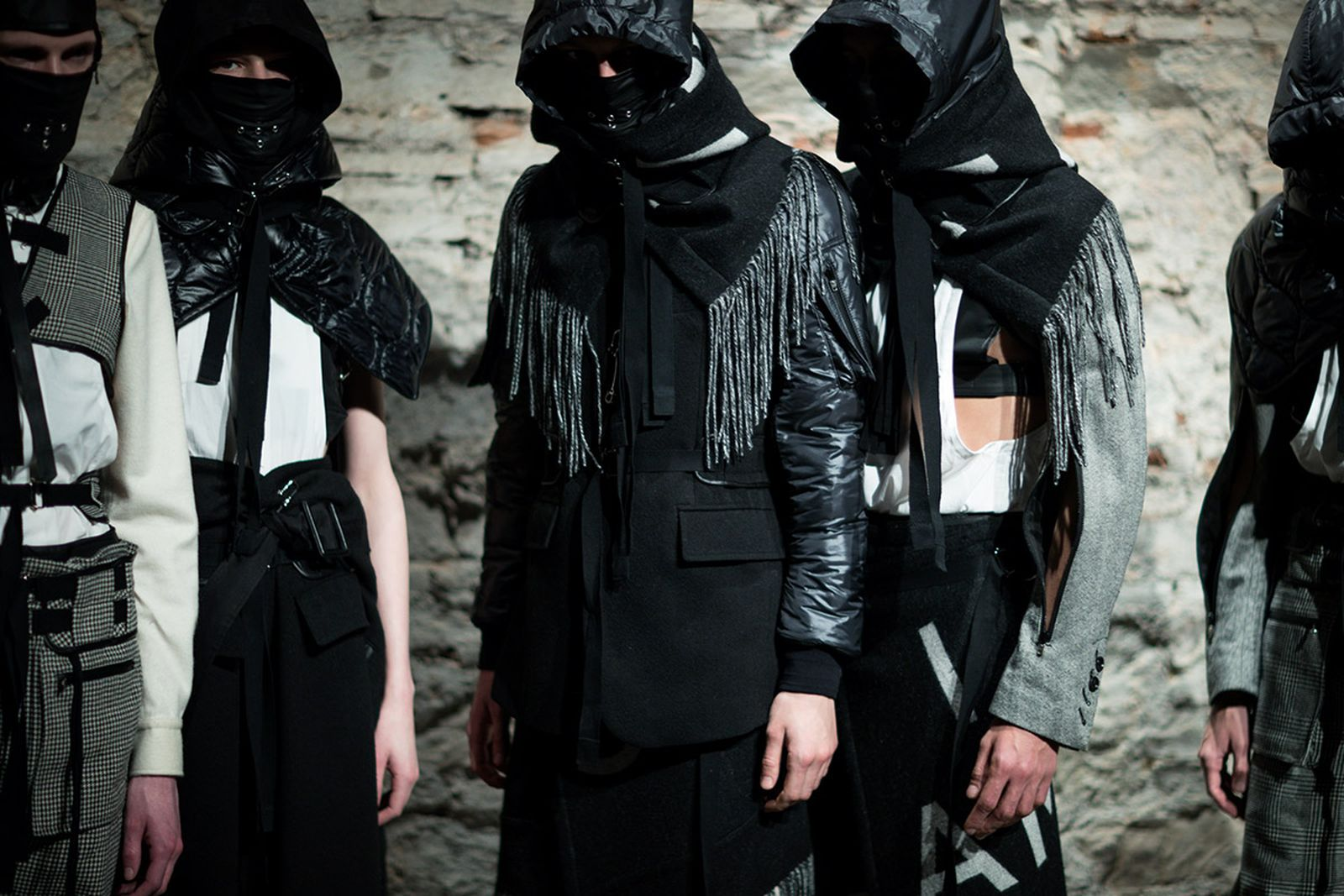 undercover thesoloist pitti uomo Main runway the soloist