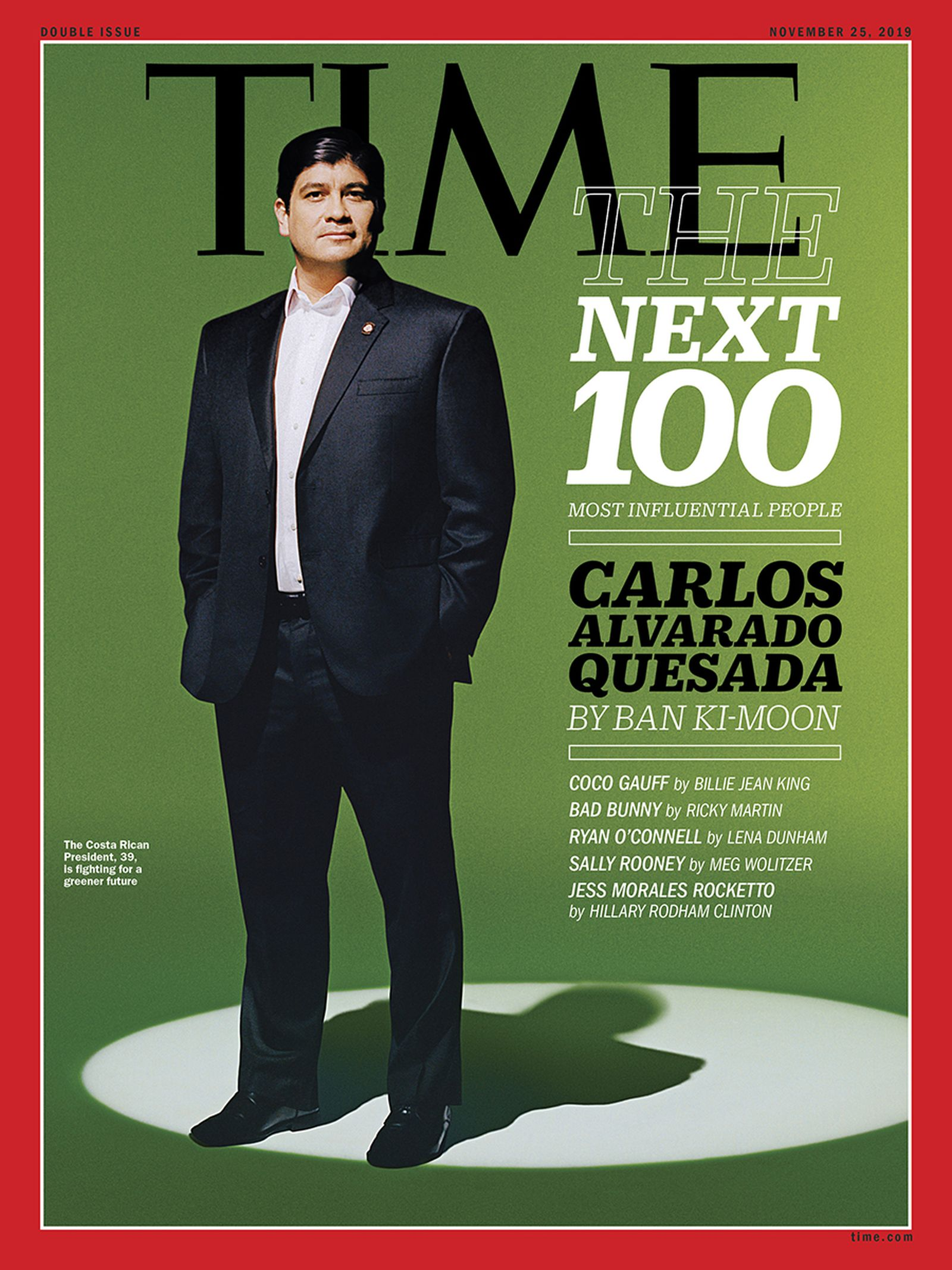 TIME 100 Next cover