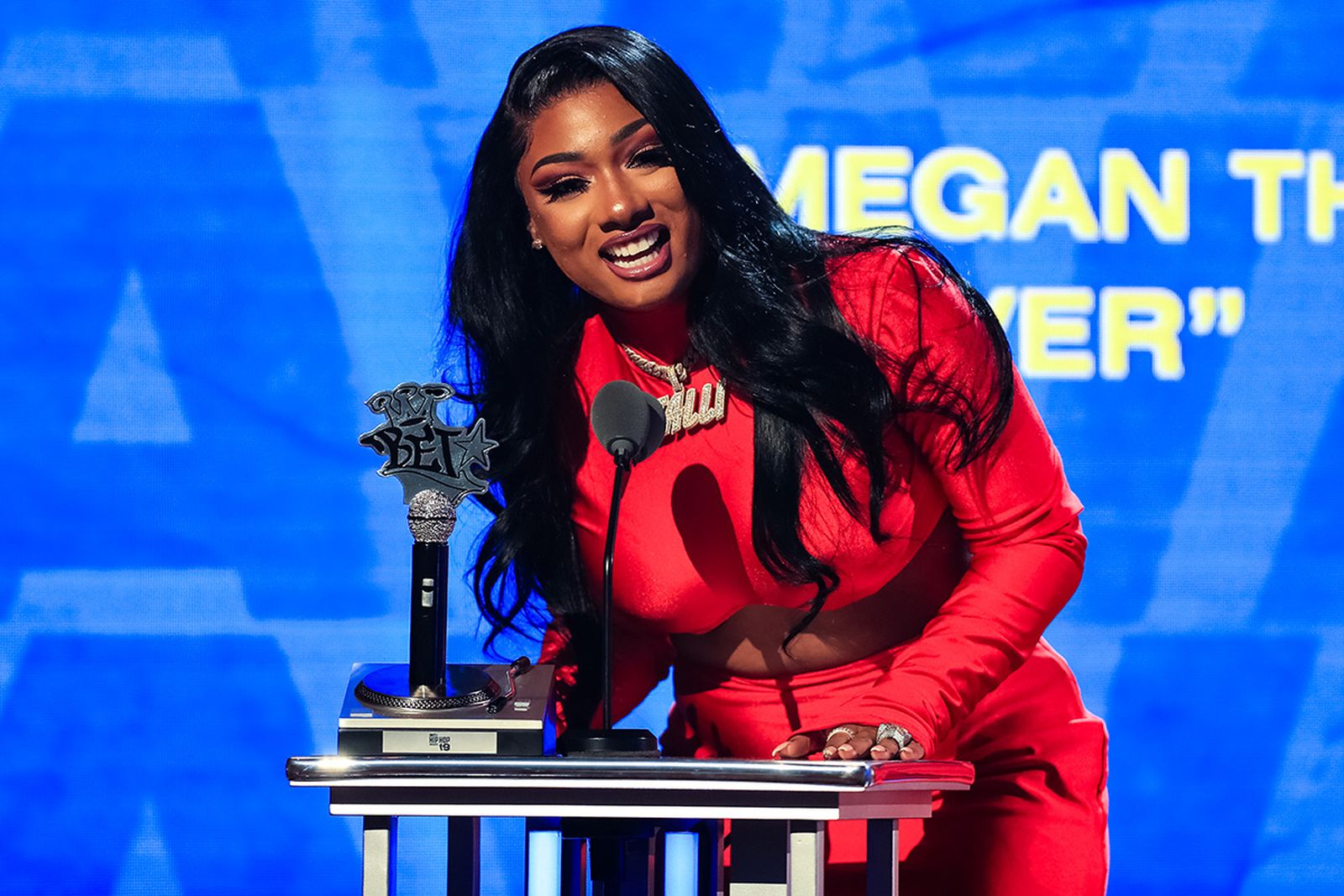 megan thee stallion bet hip hop awards speech