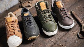 adidas originals and foot locker master craft