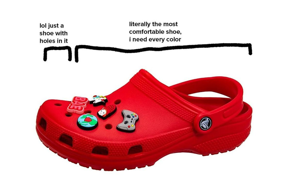 Love 'Em or Hate 'Em, Crocs Are Here to Stay, But For How Long? 20