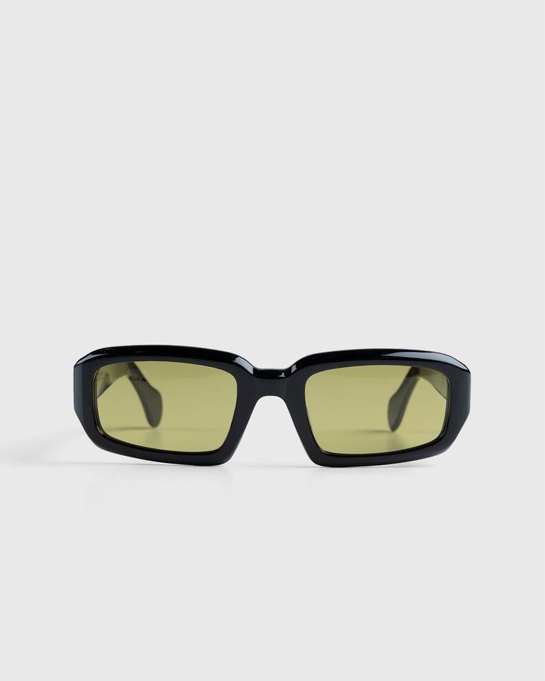 Port Tanger - Mektoub Black Green Lens