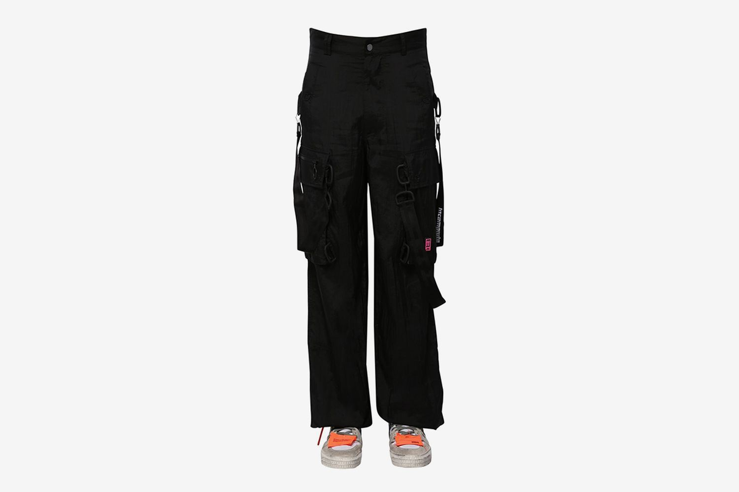 Techno Cargo Pants